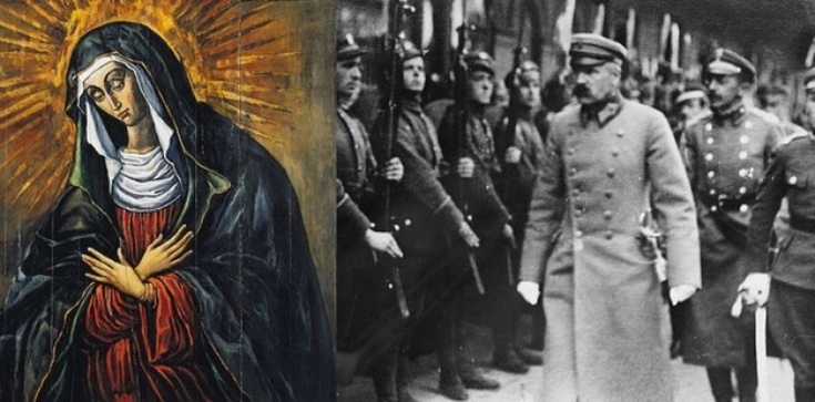 Józef Piłsudski. Wierzył w Polskę i kochał Matkę Bożą - zdjęcie