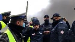 Policja zatrzymała lidera Agro Unii [Wideo] - miniaturka