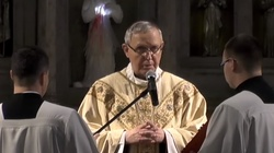 Biskup Piotr Libera wyruszył w samotną pielgrzymkę, aby zawierzyć swoją diecezję Matce Bożej - miniaturka