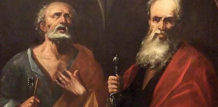 Święty Piotrze i Pawle, módlcie się za nami! - zdjęcie