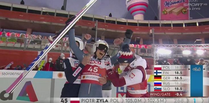 Brawo Polska! Piotr Żyła mistrzem świata w skokach narciarskich - zdjęcie