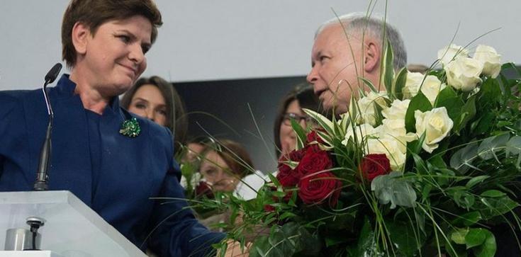 PKW podała oficjalne wyniki wyborów: PiS rządzi samodzielnie! - zdjęcie