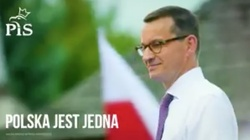 ''Polska jest jedna''. Poznaliśmy hasło PiS do wyborów - miniaturka