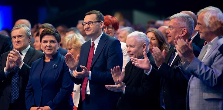 Najnowsze wyniki: Zdecydowane zwycięstwo PiS - zdjęcie