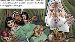 Pisarz zamordowany za krytykę Mahometa! - miniaturka