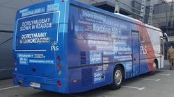 Kampanijny bus PiSu już w drodze - miniaturka
