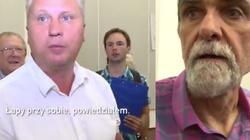 'Pisowskie mordy!' Ekipa TVP pobita na spotkaniu z Michnikiem [FILM] - miniaturka