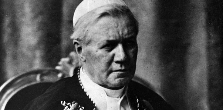 Benedykt XVI: Wielkie dzieło św. Piusa X - zdjęcie