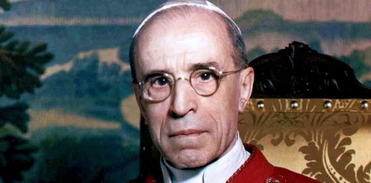 Komunistyczna antykatolicka mowa nienawiści. Przykład Piusa XII - zdjęcie