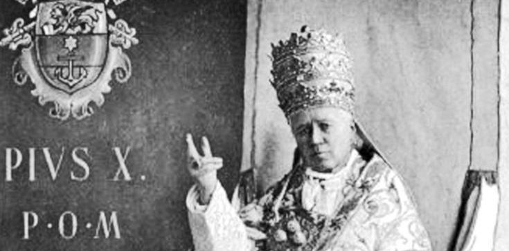 Modlitwa świętego papieża Piusa X o nawrócenie heretyków - zdjęcie