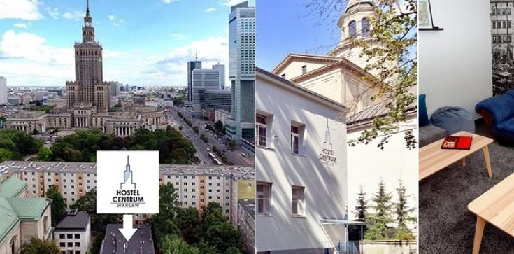 Warsaw Hostel Centrum: kariera od turysty do milionera - zdjęcie