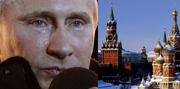 Wojna służb pod kremlowskim dywanem - zdjęcie
