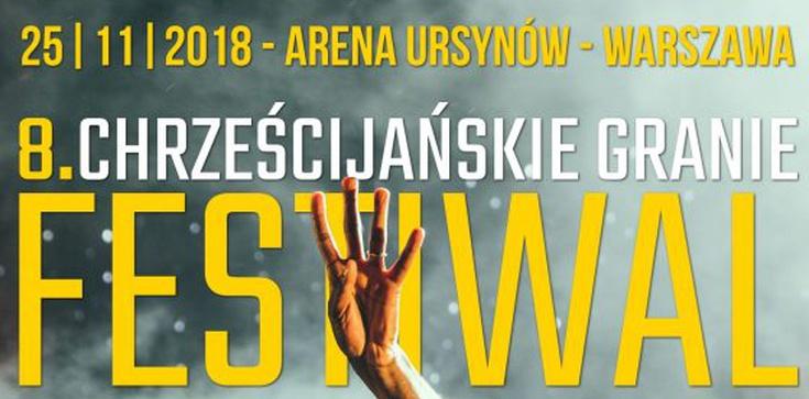 Festiwal Chrześcijańskie Granie - zapraszamy!!! - zdjęcie