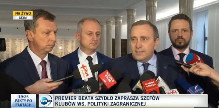 Zbigniew Kuźmiuk: Bezczelność z głów im dymi - zdjęcie