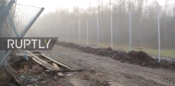 Norwegia odgradza się płotem od Rosji! VIDEO - zdjęcie