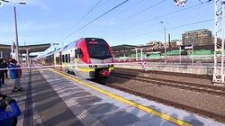 Dziś po 24 latach wjechał pierwszy pociąg na stację Warszawa Główna - miniaturka