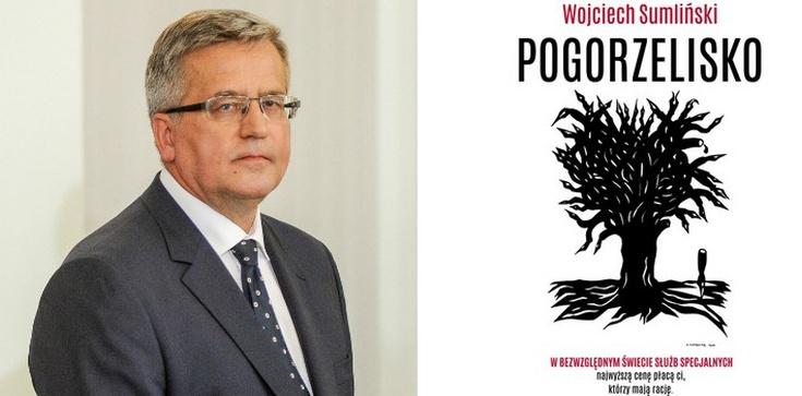 Czy Bronisław Komorowski odpowie kiedyś za wszystko, co zrobił? POGORZELISKO cz. 2 - zdjęcie