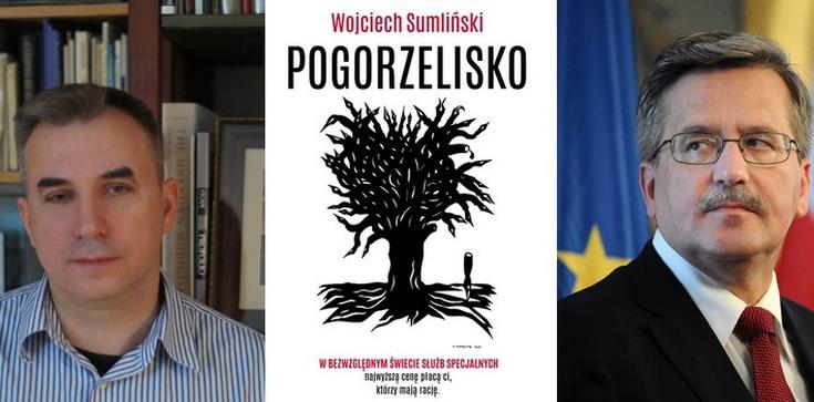 Poznajcie prawdę o prezydencie Bronisławie Komorowskim, mafii państwowej i służbach specjalnych - POGORZELISKO cz.1 - zdjęcie