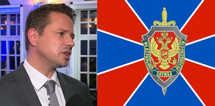 Nowy doradca Trzaskowskiego współpracował z rosyjskim FSB? - zdjęcie