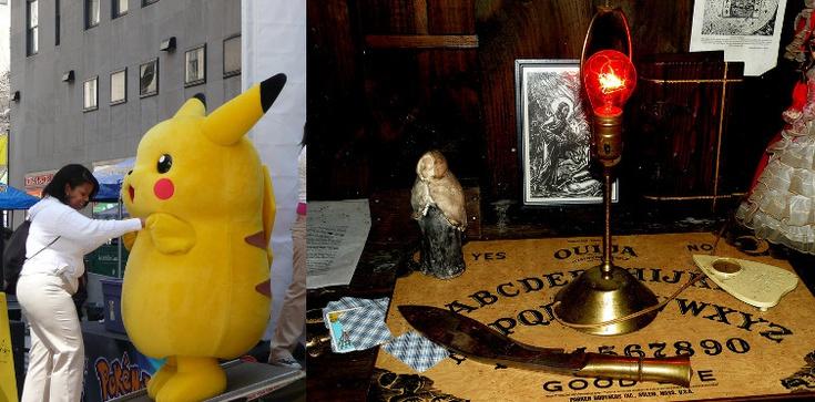 Teluk: Pokemony to gra demoniczna, przedszkole okultyzmu - zdjęcie