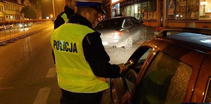 Nie siadaj za kierownicę po alkoholu! - zdjęcie