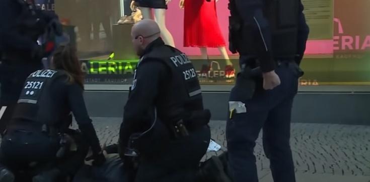 Berlin. Obława policji na islamskich radykalnych salafitów - zdjęcie