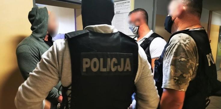 Rozbito grupę przestępczą handlującą sterydami i narkotykami - zdjęcie