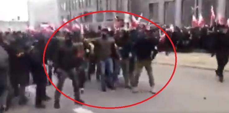 Tomasz Kalinowski: Tajniacy po cywilu z pałkami teleskopowymi wywoływali zamieszki [Wideo] - zdjęcie
