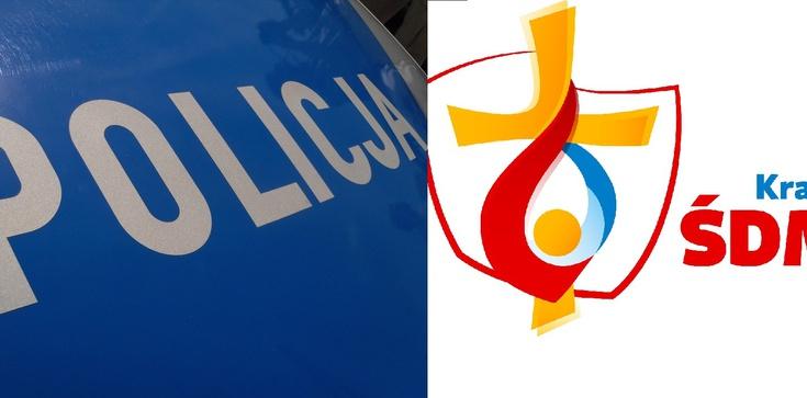 Tak tylko z Bogiem! ŚDM w Krakowie. Policja nie odnotowała żadnych przestępstw! - zdjęcie