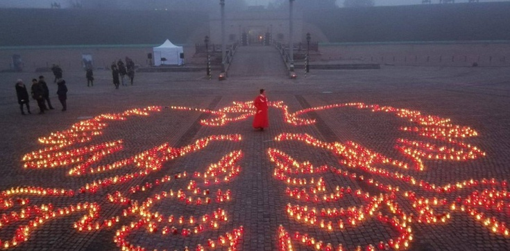 Ukraina świętuje 100. lecie niepodległości Polski! - zdjęcie