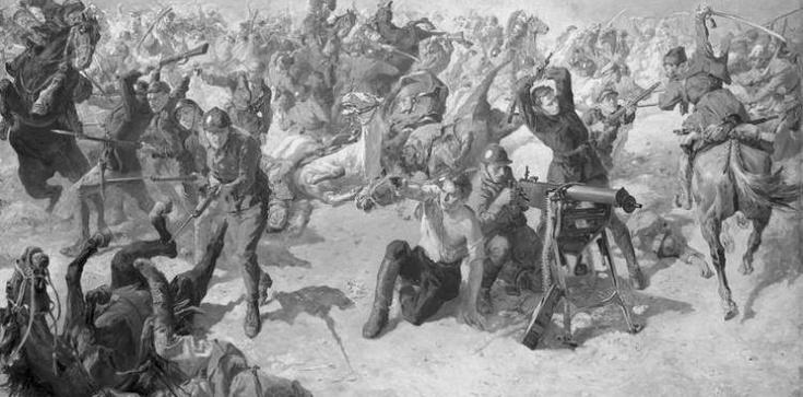 Ta bitwa cofnęła wskazówki bolszewickiego zegara - zdjęcie