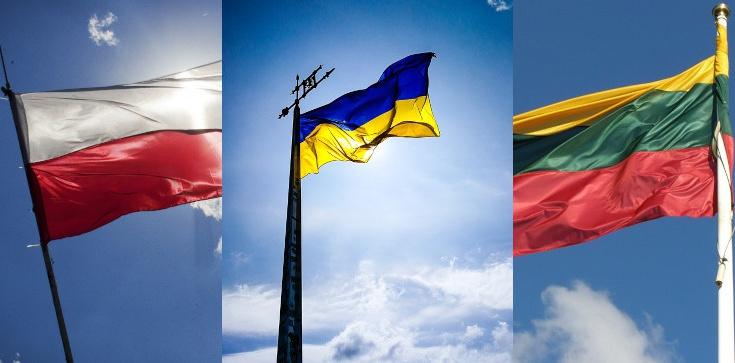 Deklaracja Polski, Litwy i Ukrainy: Ukraina broni granic Europy! - zdjęcie
