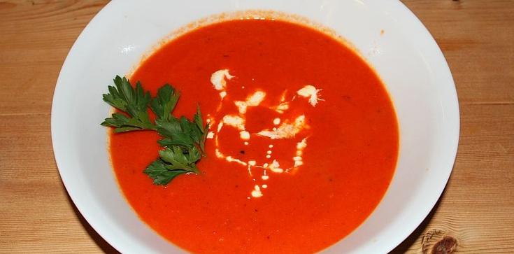 Pomidorowa, jakiej jeszcze nie jadłeś! Rozgrzewa i leczy - zdjęcie
