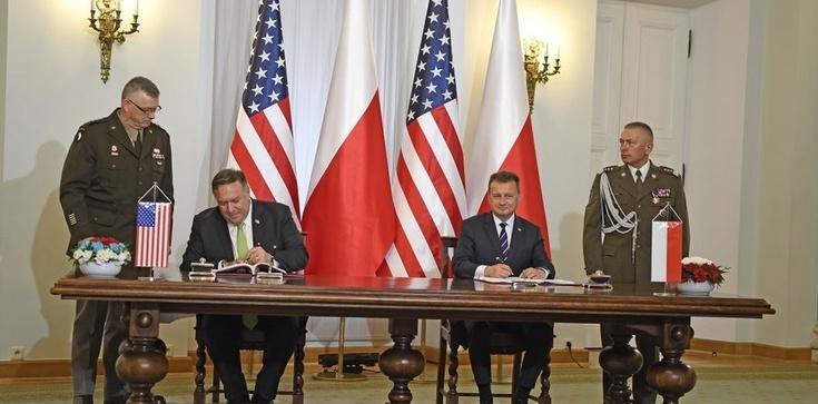 Umowa o współpracy wojskowej między Polską i USA podpisana! - zdjęcie