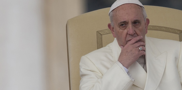 Franciszek: Teolog ma być prorokiem - zdjęcie