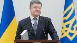 Petro Poroszenko: Życzę Wam pokoju, dobrobytu i pomyślności - miniaturka
