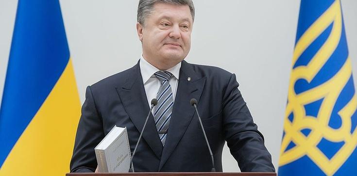 Poroszenko: Rosja nie chce pokoju na Ukrainie, chce kontroli - zdjęcie