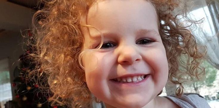 Brawo polska policja!!! 3-letnia Amelka z mamą zostały odnalezione! - zdjęcie