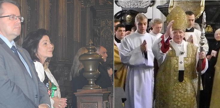 Poseł Anna Paluch dla Frondy: Arcybiskup Jędraszewski: siła i wzór pasterza wiernych - zdjęcie