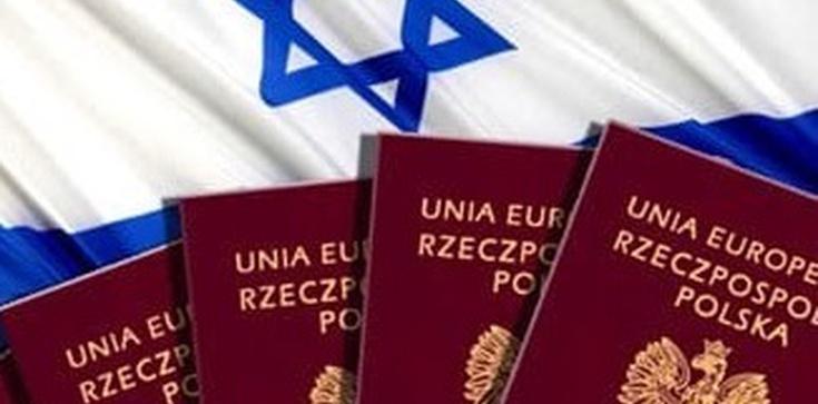 Polskie paszporty wciąż atrakcyjne dla izraelskich Żydów pochodzących z Polski - zdjęcie