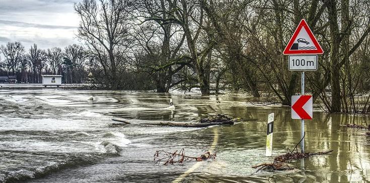 Niebezpieczny poziom Wisły. Ogłoszono alarm przeciwpowodziowy - zdjęcie