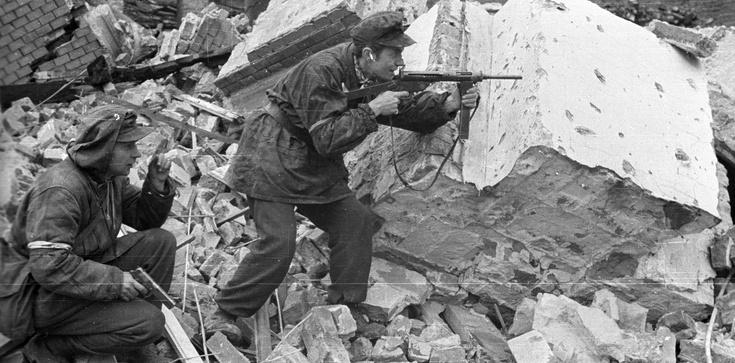 Powstanie Warszawskie i Żydzi - zdjęcie