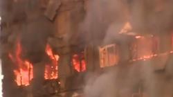 Znana jest przyczyna pożaru londyńskiego wieżowca. Pożar wybuchł z powodu... lodówki - miniaturka