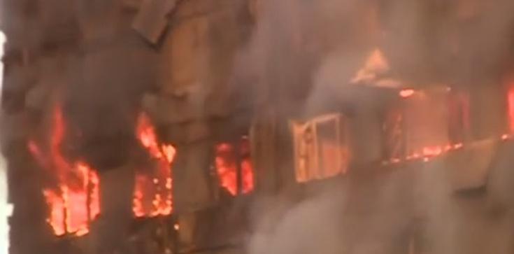 MSZ: Polska rodzina wśród poszkodowanych w pożarze wieżowca w Londynie - zdjęcie