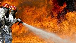 Pożar polskiego Katolickiego Kościoła Narodowego w USA ma związek z protestami dot. procesu Chauvina? - miniaturka