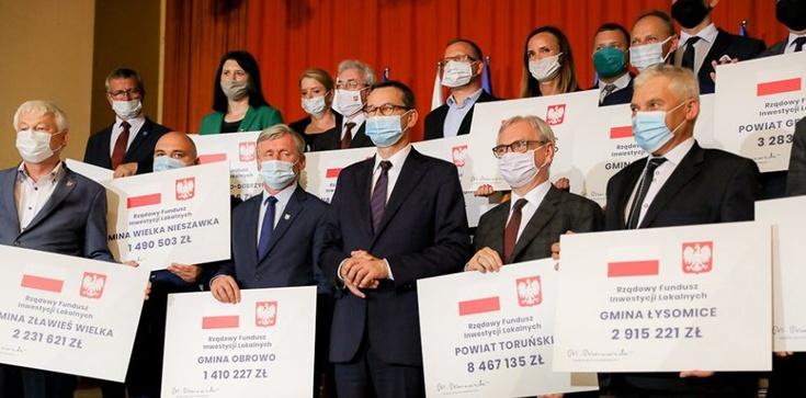 Premier Morawiecki: Podwajamy budżet Rządowego Funduszu Inwestycji Lokalnych do 12 mld zł - zdjęcie