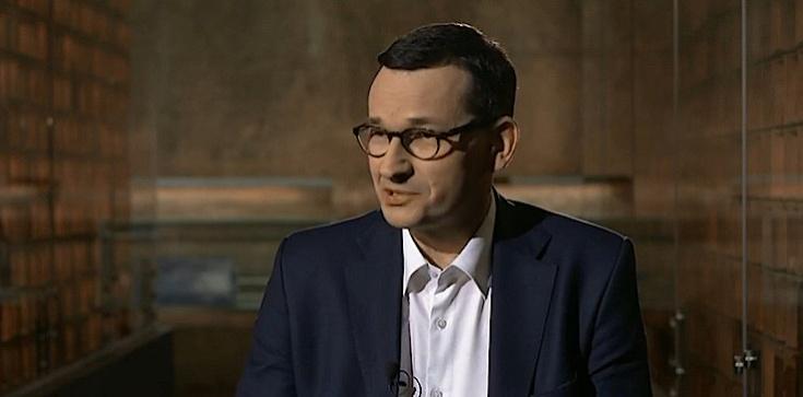 Premier: Prezydent Warszawy jest niewątpliwie bardzo groźnym kandydatem - zdjęcie