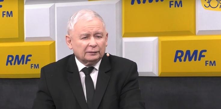 Jarosław Kaczyński: Pierwsza tura! Zwyciężymy - zdjęcie