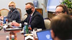 ,,Nowy Ład'' przedmiotem dzisiejszego spotkania Prezydenta i Premiera - miniaturka