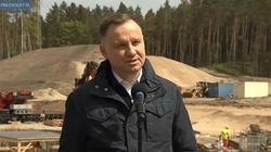 """""""Prezydent polskich spraw"""" – to hasło wyborcze prezydenta Andrzeja Dudy - miniaturka"""